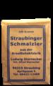 Straubinger Schmalzler